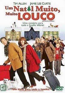 Um Natal Muito, Muito Louco – Dublado (2004)