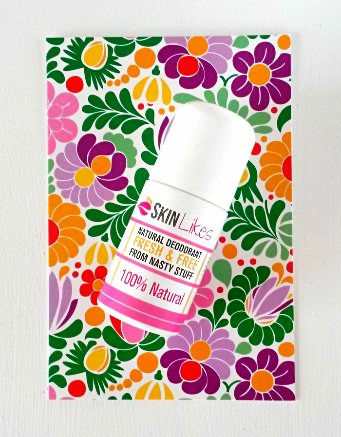 SkinLikes Natural Vegan Deodorant Review