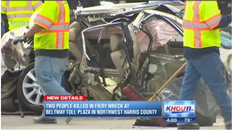 2 Killed When Global Waste Services Dump Truck Causes Accident On Beltway 8 Houston Personal
