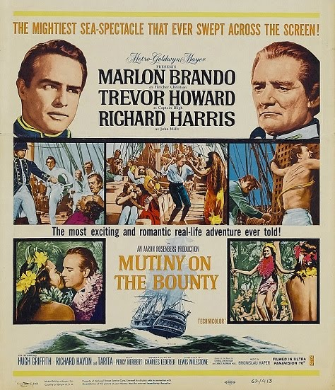 """Mutiny on the Bounty"" (1962)"