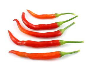 Cayenne Pepper | Guinea Spice | Cow Horn Pepper | Aleva Bird Pepper
