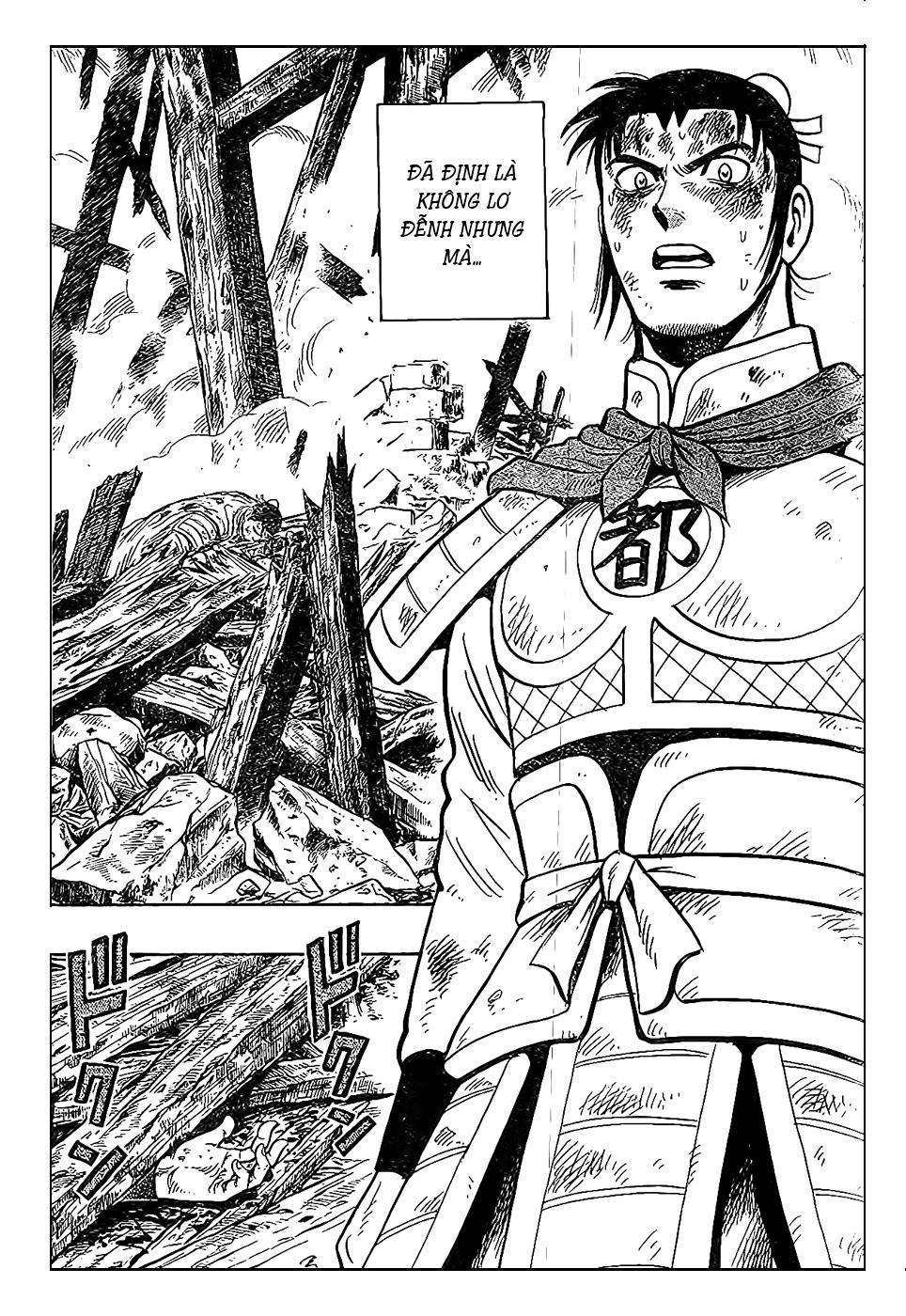 Hoàng Phi Hồng Phần 4 chap 86 Trang 13