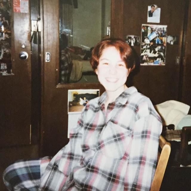 Jamie Allison Sanders, #TBT, Throwback Thursday, #ThrowbackThursday, hair color, hair dye, red hair