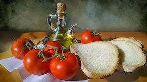 Aceite de oliva para tostadas y ensaladas