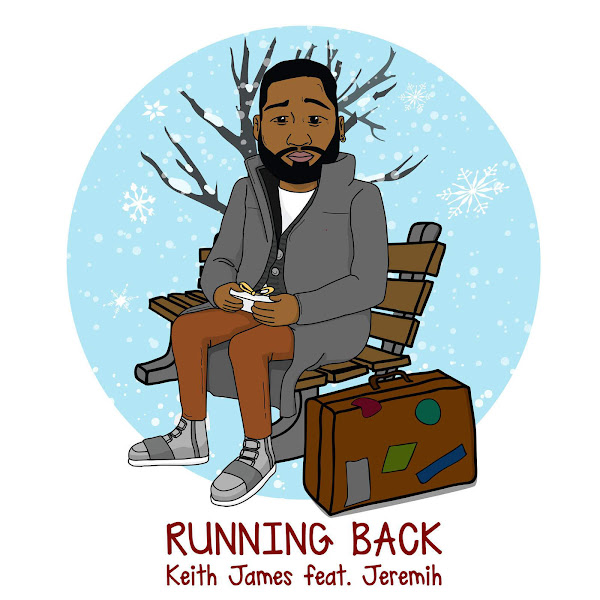 Keith James - Running Back (feat. Jeremih) - Single Cover