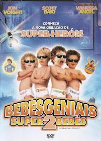 Baixar Filmes Download   Bebês Geniais 2 : Super Bebês (Dublado) Grátis
