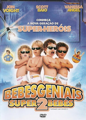 Bebs Geniais 2: Super Bebs - DVDRip Dublado
