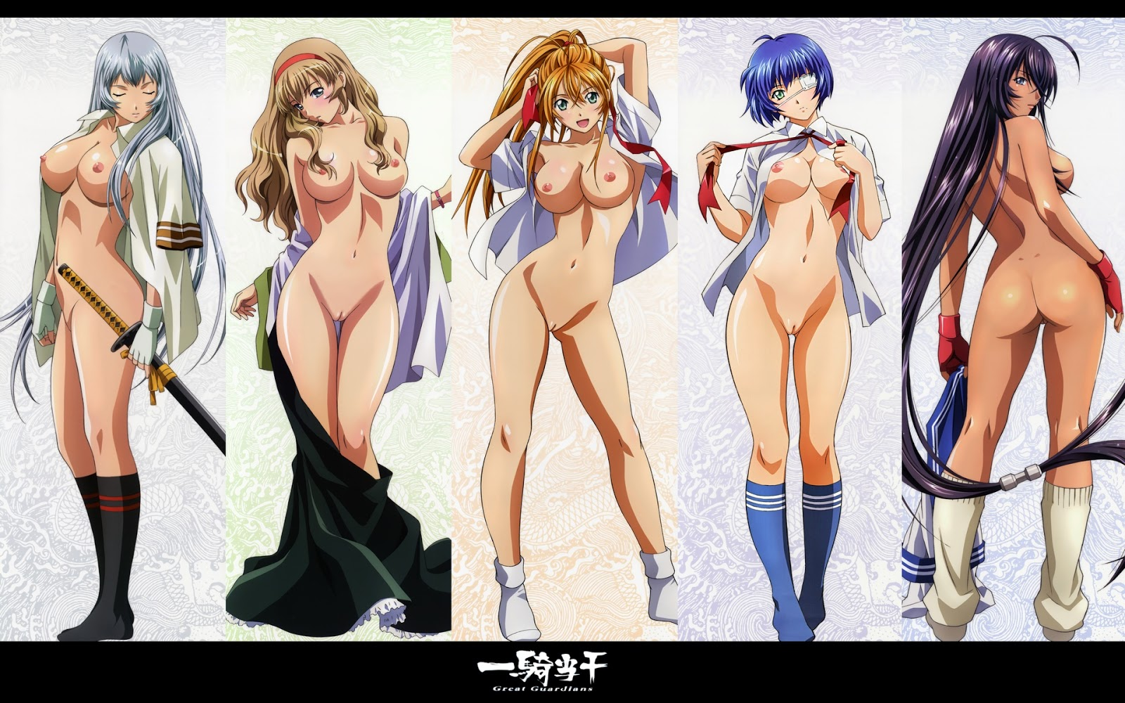 Ikki tousen downloads nudes sex gallery