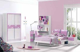 children bedroom teen woman furniture design interiors pink color ideas