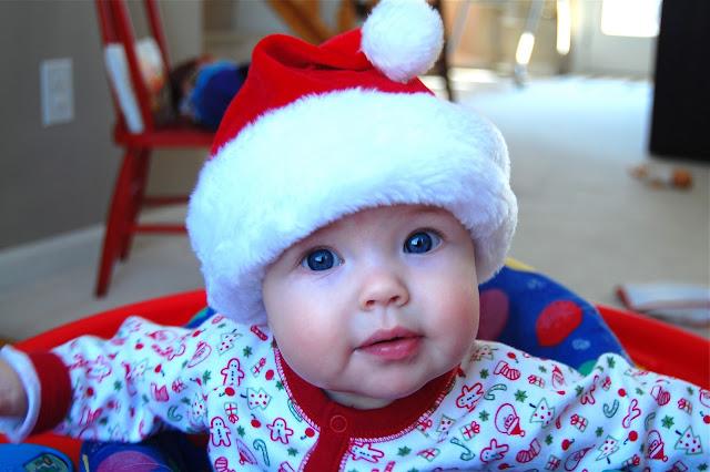 baby santa dress
