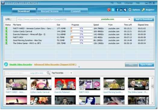 Apowersoft Video Download Capture v5.0.7
