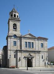 Iglesia Parroquial de S. Cipriano de Vilanova de Arousa