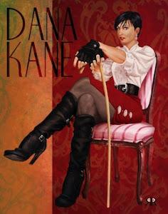 Disciplinarien Dana Kane