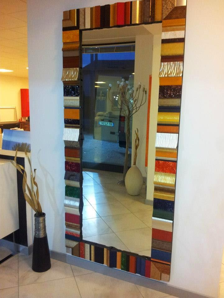 Quadraluna cornici cornici e specchi per casa uffici ristoranti negozi fiere vetrine - Specchi per casa ...