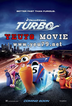 Tay Đua Siêu Tốc - Turbo