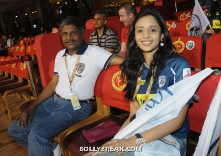 gaytri reddy in ipl wallpaper - (25) - Gayatri Reddy Hot Pics at IPL Matches