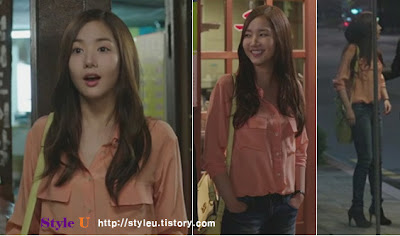 Park Min Young, Kim Na Na, City Hunter, satchel bag