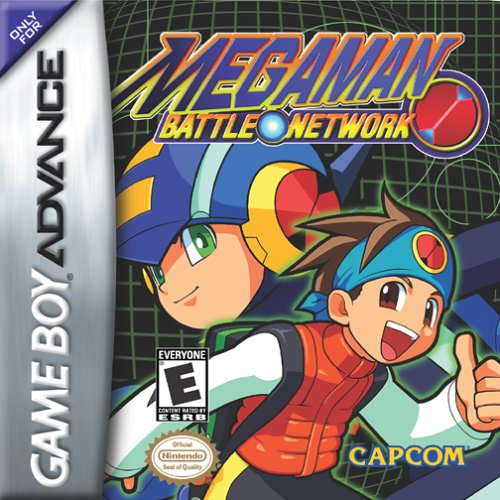 What are One of Your Favorite Games of All Time?  Megamanb-1