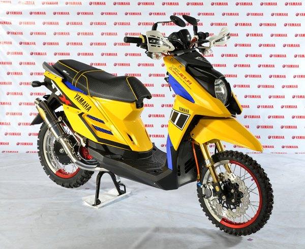 Modif Yamaha X Rider
