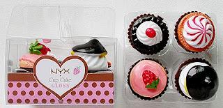 Nyx Cup Cake Gloss