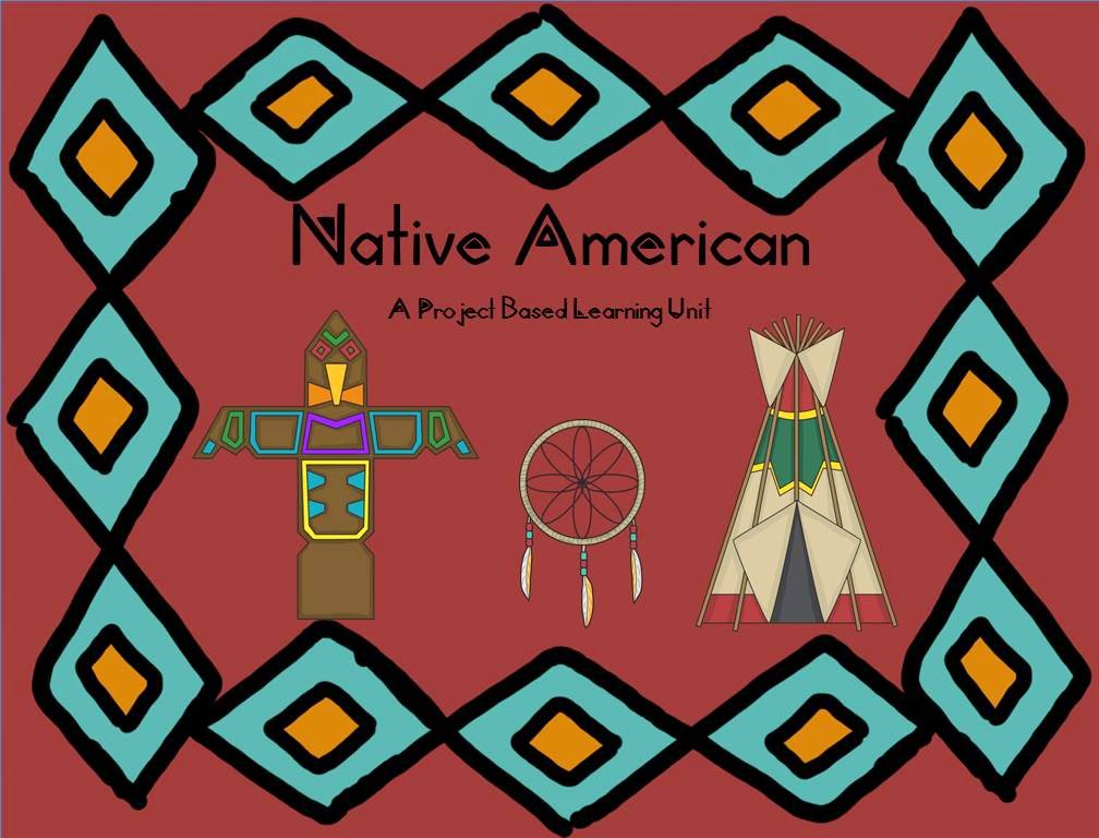 http://www.teacherspayteachers.com/Product/Project-Based-Learning-Native-Americans-1158491