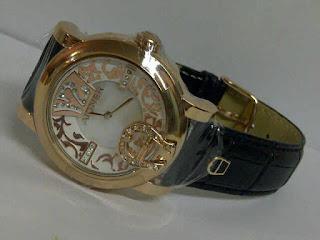 jam tangan aigner dona hitam