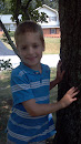 Isaac William, Age 8