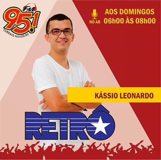RETRÔ 95 COM KÁSSIO LEONARDO