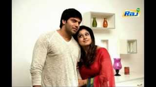 Good Chemistry Of Arya And Nayantara In 'Raja Rani' Film