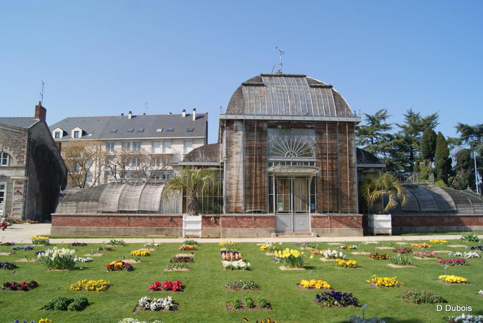 Stunning serre du jardin des plantes nantes photos for Le jardin des 5 sens nantes
