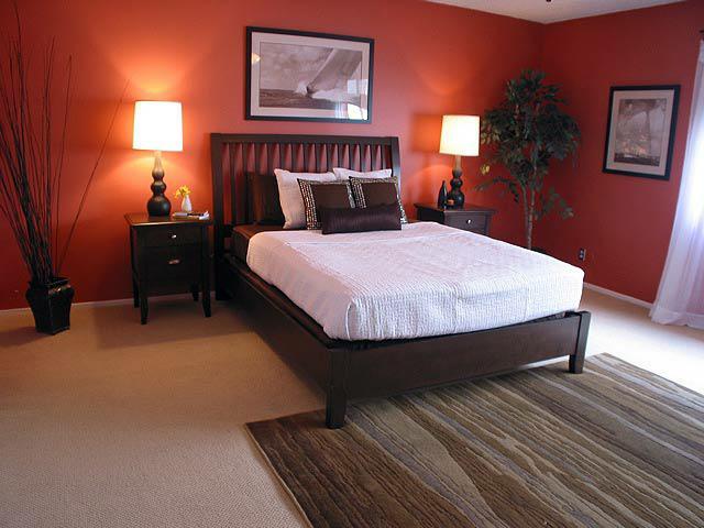 Design for the seasons april 2011 Burnt orange living room color schemes