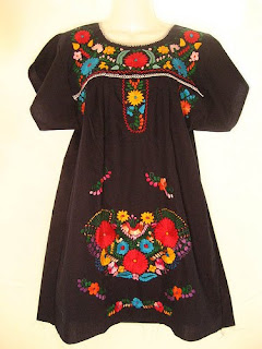 modelos de vestidos mexicanos