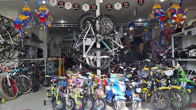 Toko Sepeda Di Denpasar