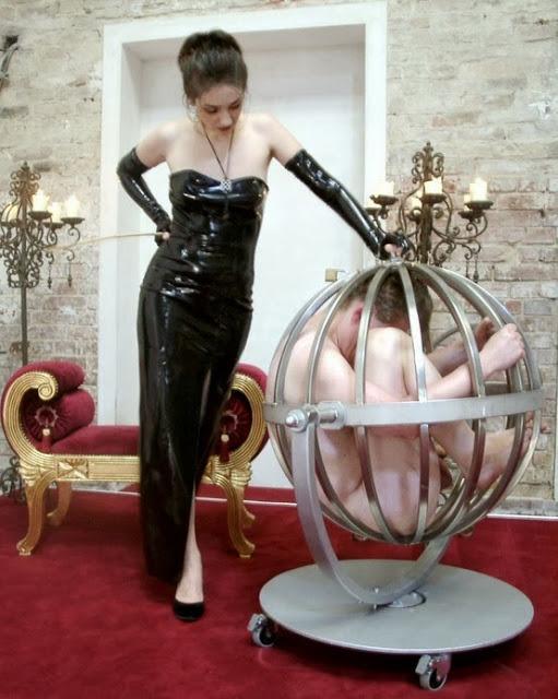 slave cage mistress goddess ownership