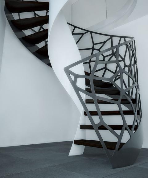 Escaleras de caracol modernas eestairs - Escaleras de caracol modernas ...