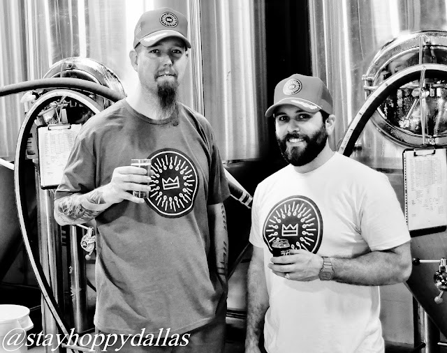 Noble Rey Brewing Owners