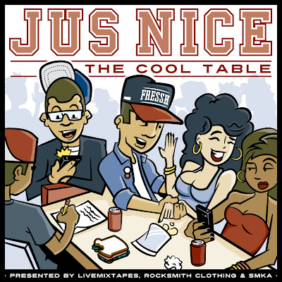Jus_Nice-The_Cool_Table-(Bootleg)-2011