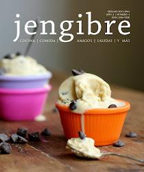 Revista Jengibre - Verano 2013/2014