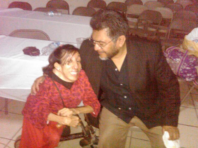 princesa de Dios y el pastor-profeta Tito Perez