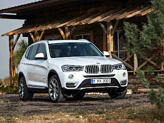 2014 BMW X3 Picture