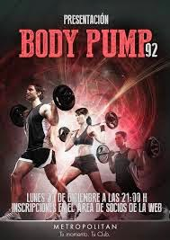 Bodypump 92