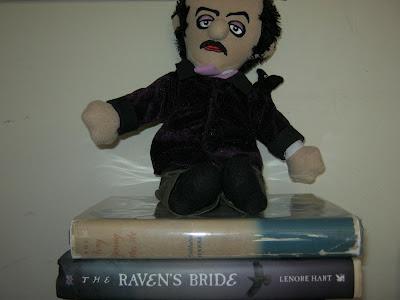 Edgar Allan Poe Lenore Hart Raven's Bride Very Young Mrs. Poe