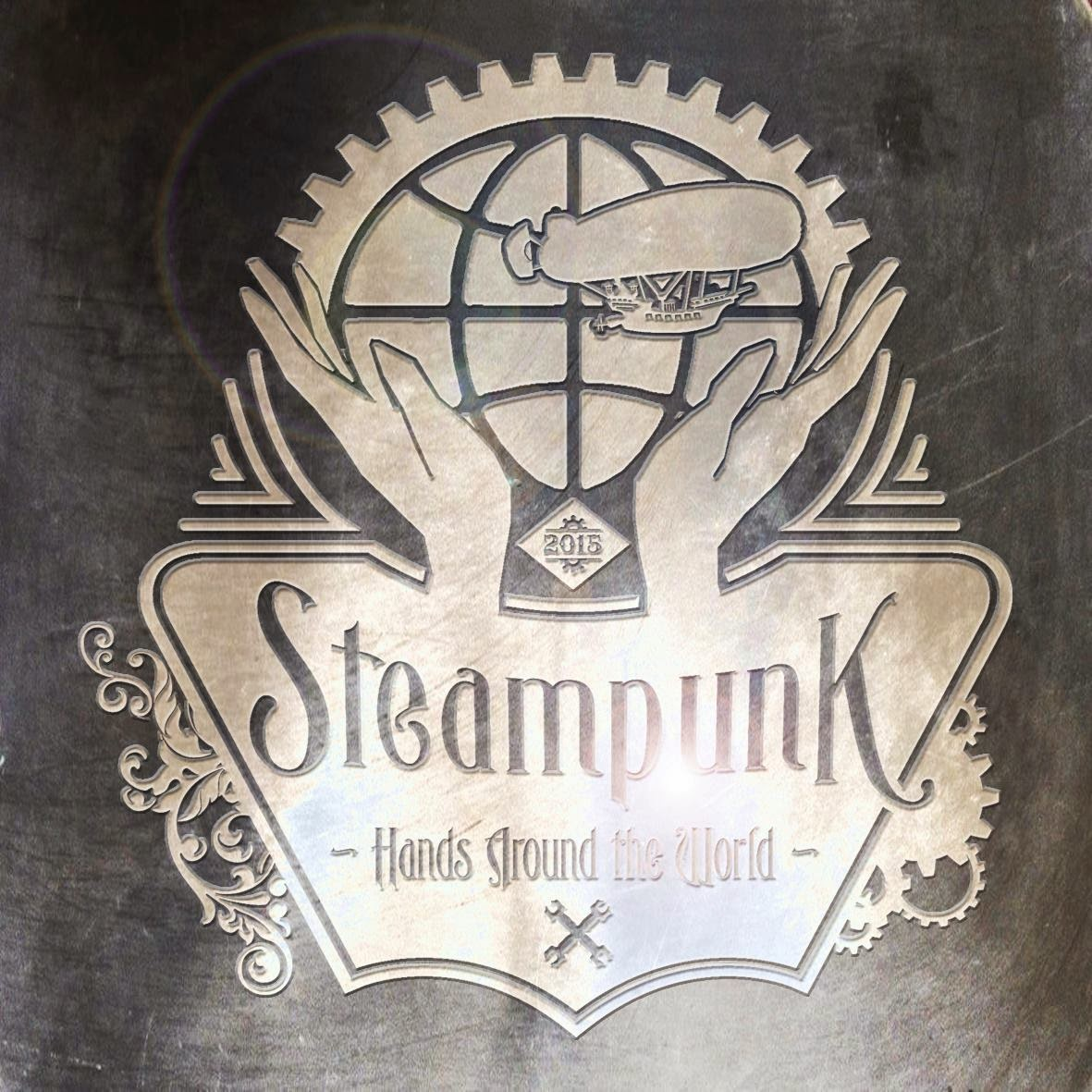 Steampunk Hands Around the World 2015