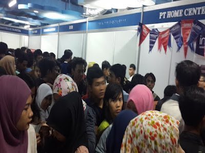 Job Fair Pemkot Kota Surabaya 2015