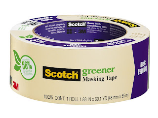 Scotch greener masking tape
