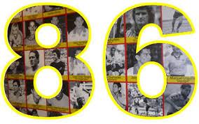 86 AÑOS AL SERVICIO DE LA PATRIA