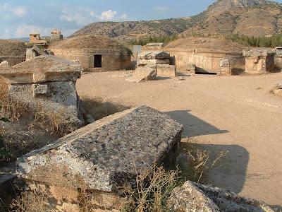 Pamukkale Hierapolis Turkey