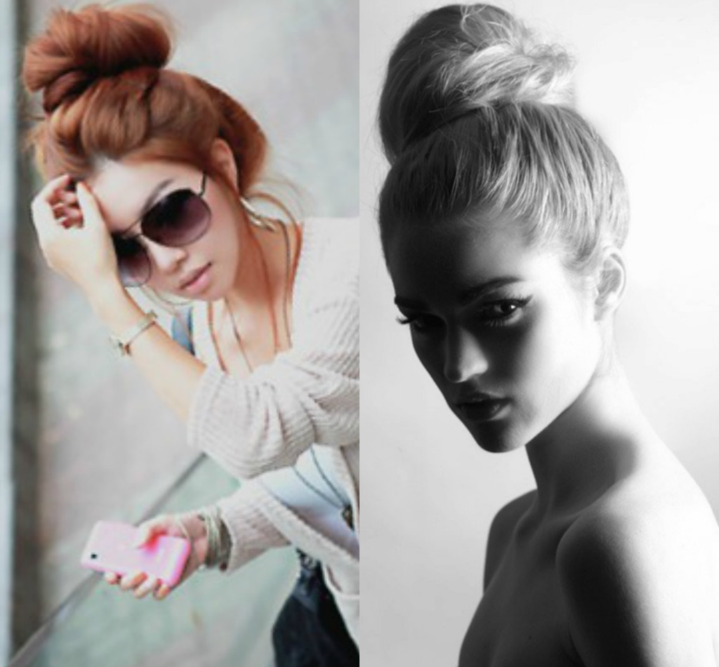 How To High Messy Bun Confessions Of This Shopaholic