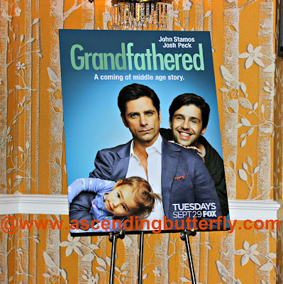 Fox Television TV Series GRANDFATHERED, #Grandfathered, #BlogHer15