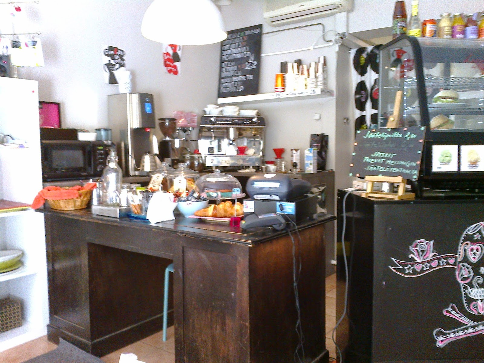 Ihan Kahvilla Café Kumma